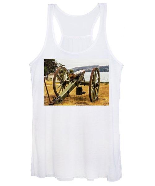 Angel Island Cannon Women's Tank Top