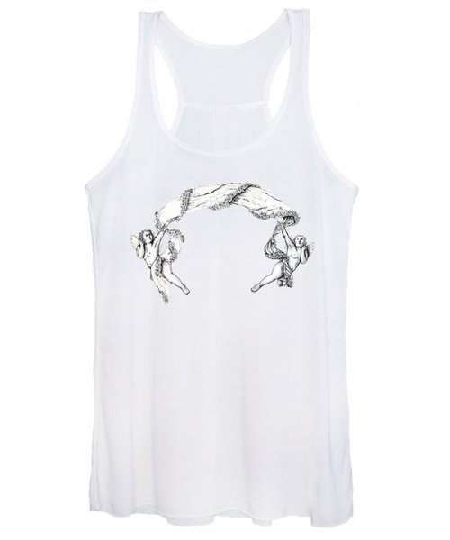 Angels On High Women's Tank Top
