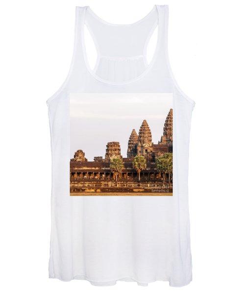 Angkor Wat 19 Women's Tank Top