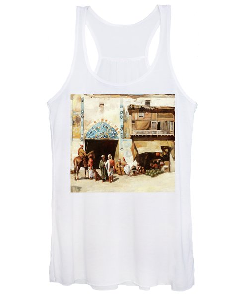 Angurie In Cortile Women's Tank Top