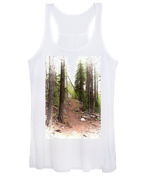 Another Way Women's Tank Top