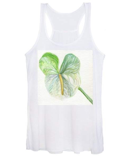 Anthurium Women's Tank Top
