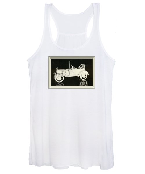 Antique Car Women's Tank Top