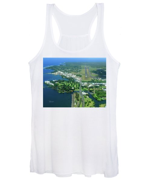 Approach Into Ito Women's Tank Top