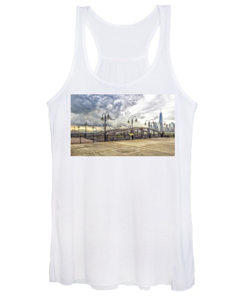 Arc To Freedom One Tower Image Art Women's Tank Top