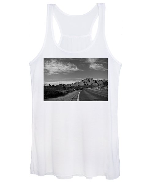 Arches Road Women's Tank Top
