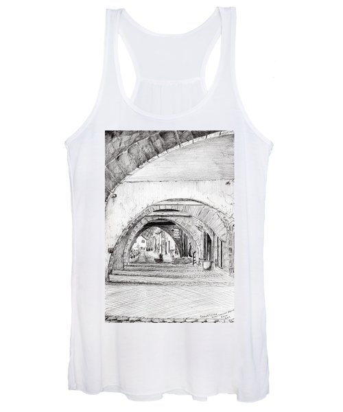 Arches Sauveterre France Women's Tank Top