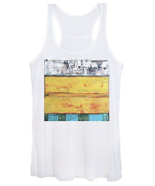 Art Print Abstract 34 Women's Tank Top