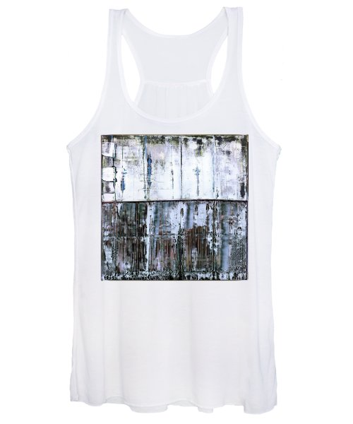 Art Print Abstract 45 Women's Tank Top