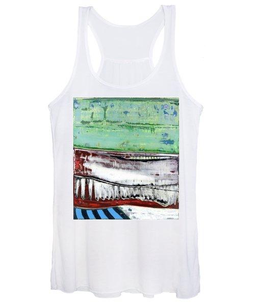 Art Print Abstract 97 Women's Tank Top