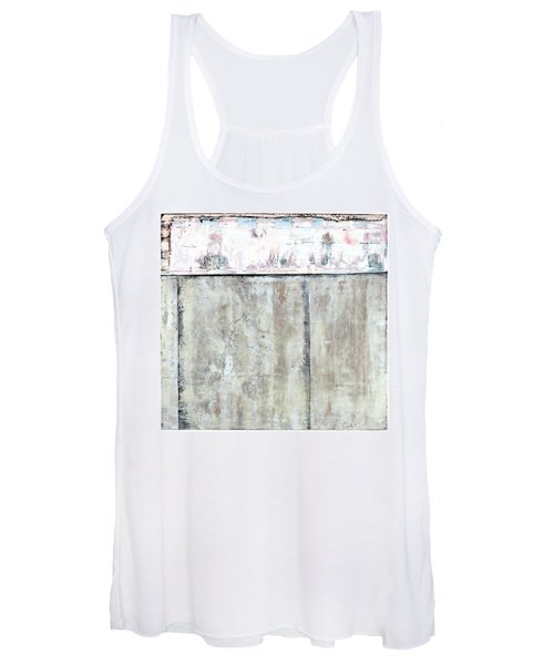 Art Print Abstract 101 Women's Tank Top