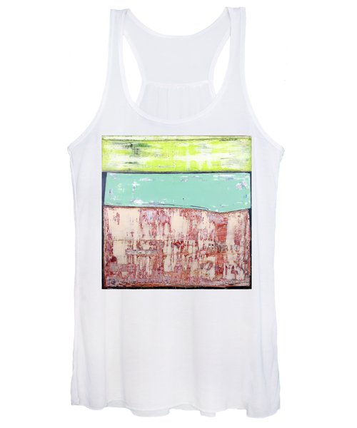 Art Print Abstract 19 Women's Tank Top