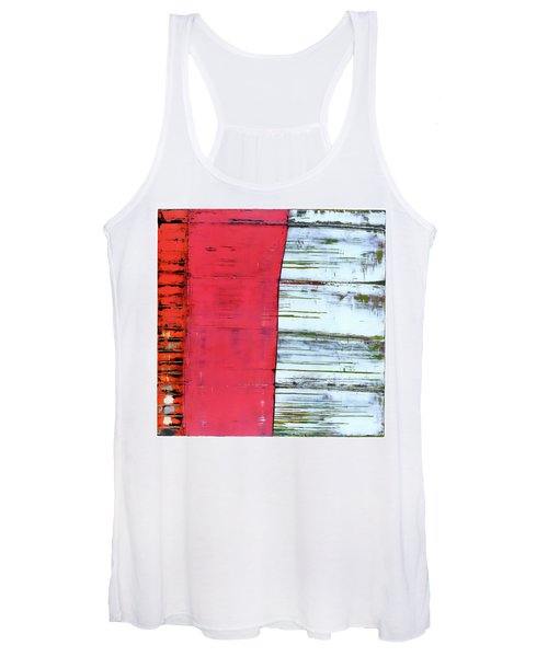 Art Print Abstract 75 Women's Tank Top