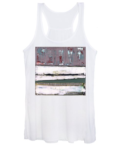 Art Print Abstract 86 Women's Tank Top