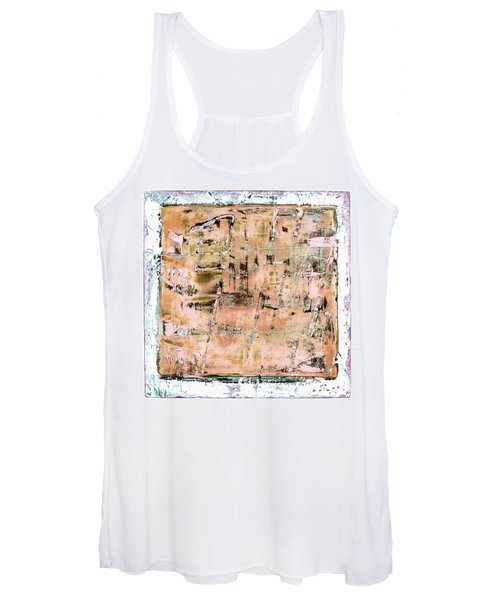 Art Print California 02 Women's Tank Top