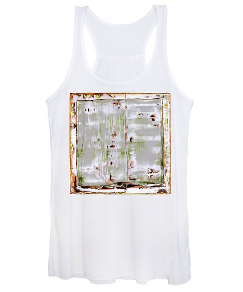 Art Print California 06 Women's Tank Top