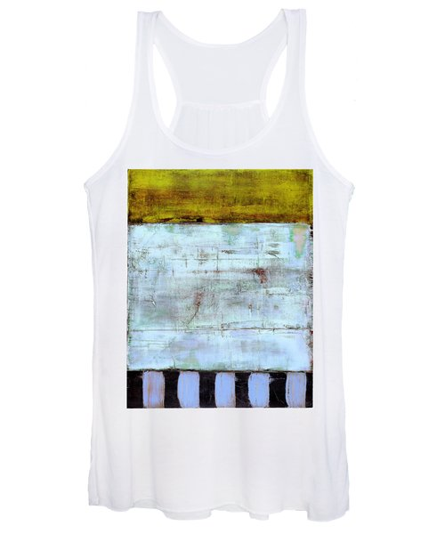 Art Print Highwire Women's Tank Top
