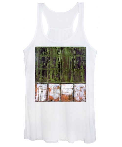 Art Print Matchday Women's Tank Top