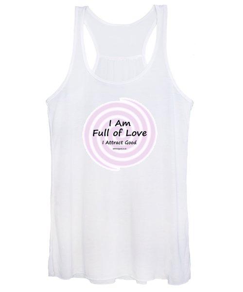 I Am Full Of Love Women's Tank Top