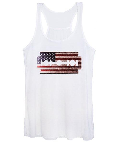 American Razor Women's Tank Top