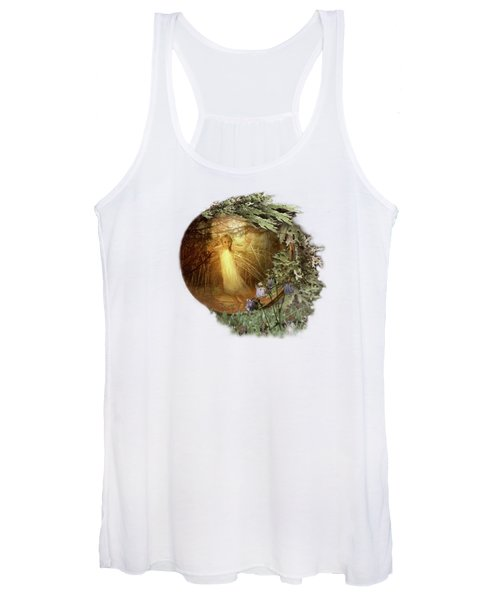 No Such Thing As Elves Women's Tank Top