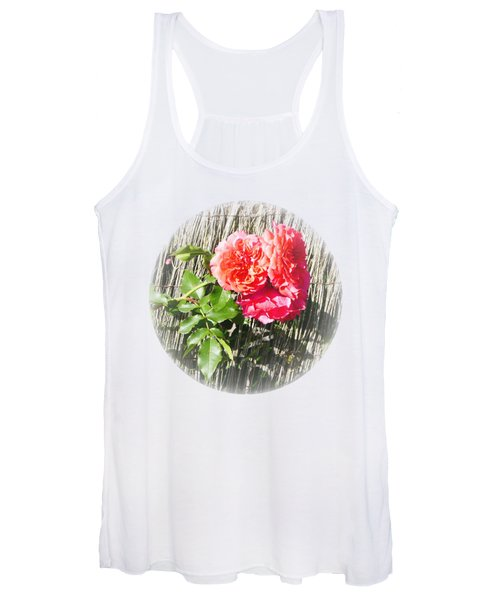 Floral Escape Women's Tank Top