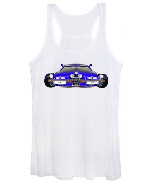 Dual Ghia Women's Tank Top