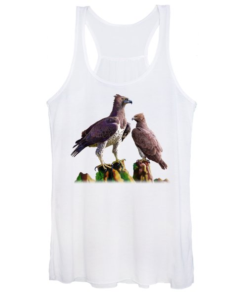 Martial Eagles Women's Tank Top