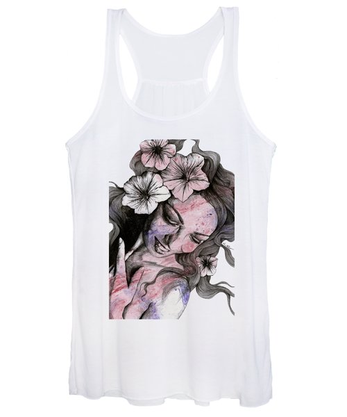 In The Year Of Our Lord Women's Tank Top