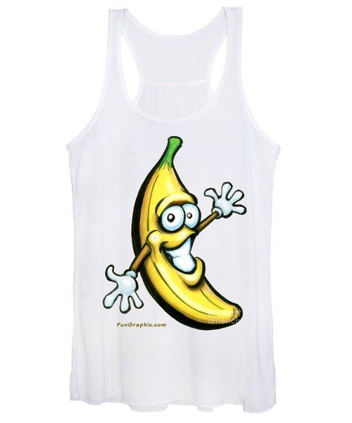 Banana Women's Tank Top