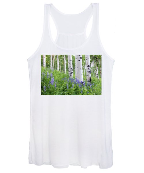 Aspen And Lupine Women's Tank Top