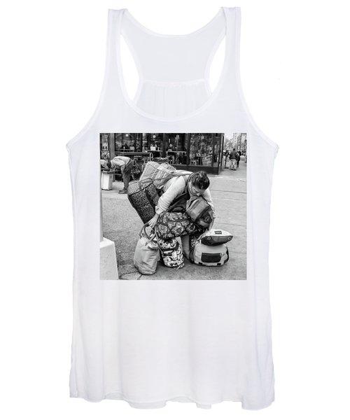 Bag Lady Women's Tank Top