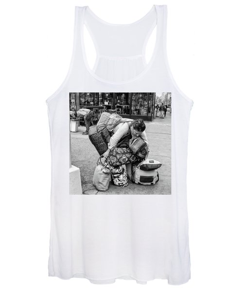 Bag Lady Women's Tank Top