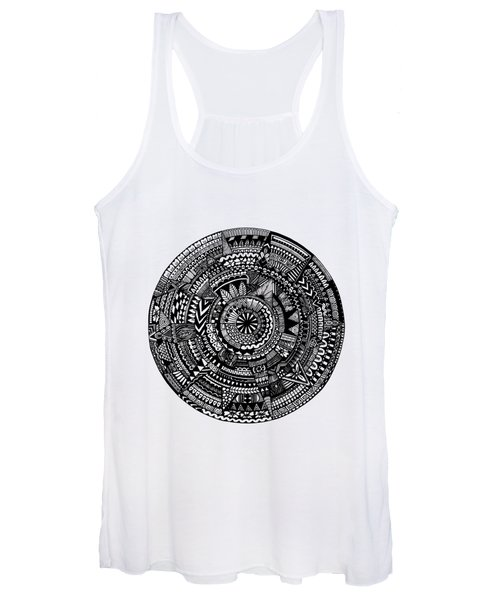 Asymmetry Women's Tank Top