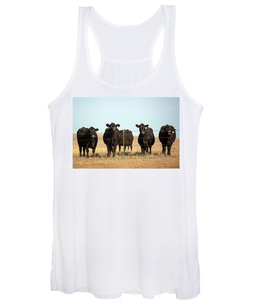 At The Fence Women's Tank Top