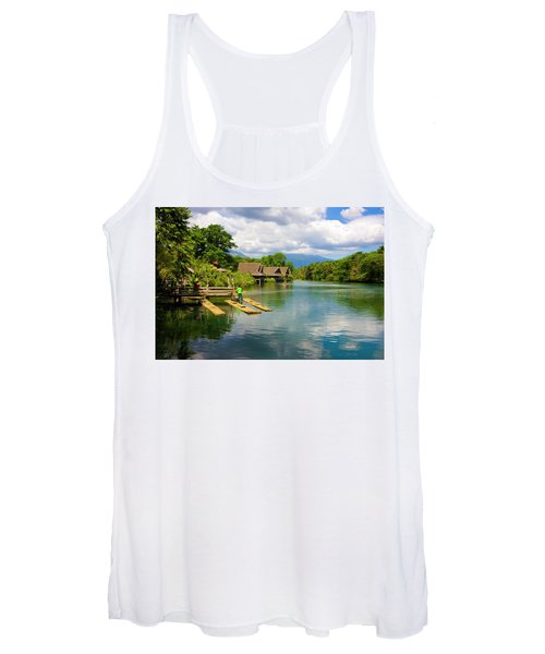 At The Plantation Women's Tank Top