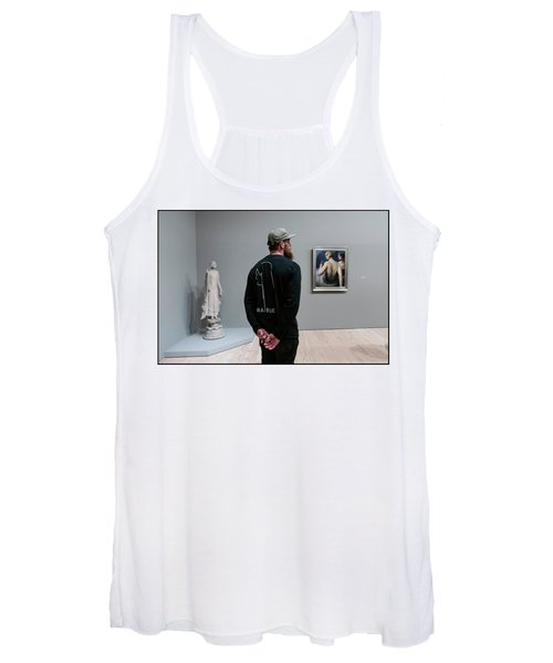 At The Whitney  Women's Tank Top