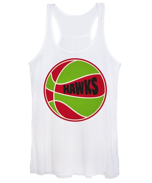 Atlanta Hawks Retro Shirt Women's Tank Top