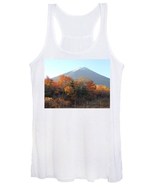 The Forest Of Creation Women's Tank Top