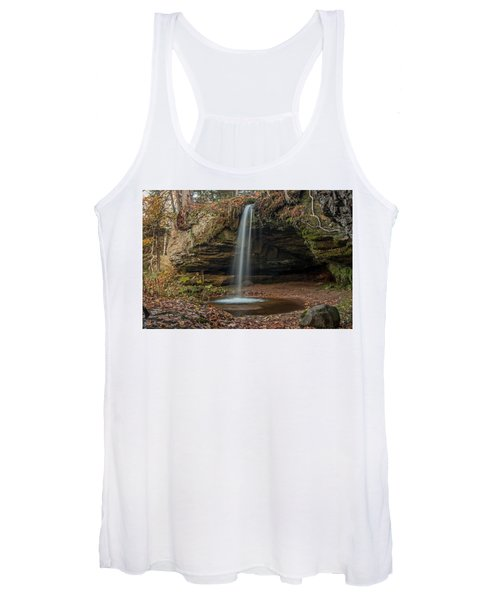 Autumn At Scott Falls Women's Tank Top