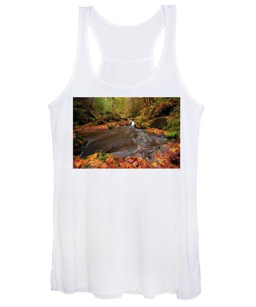 Autumn Flow Women's Tank Top
