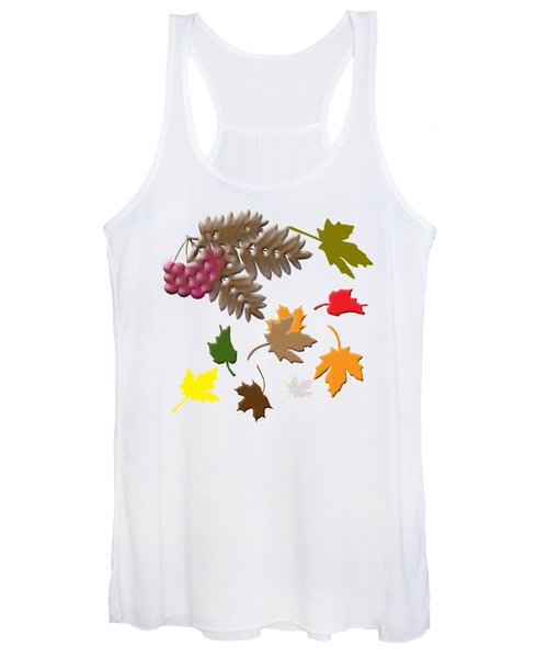 Autumn Women's Tank Top