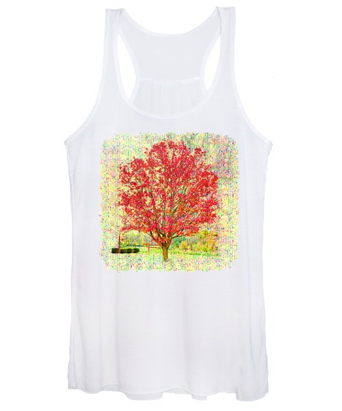Autumn Musings 2 Women's Tank Top