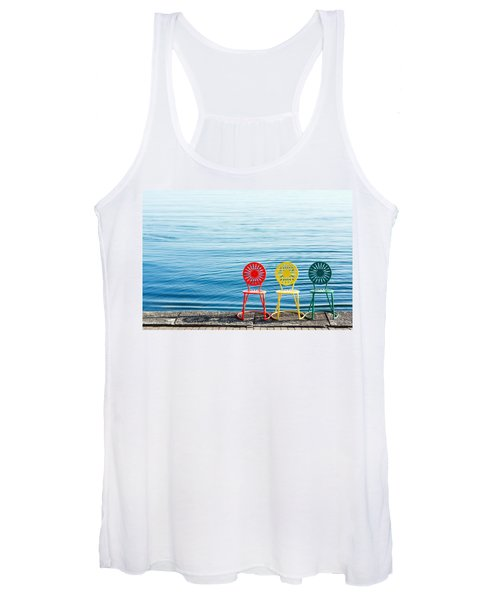 Available Seats Women's Tank Top