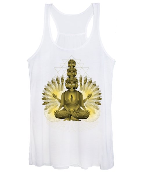 Avalokiteshvara  Women's Tank Top