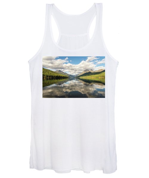 Avenue To The Mountains Women's Tank Top