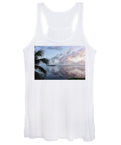 Awakening At Sunrise Women's Tank Top