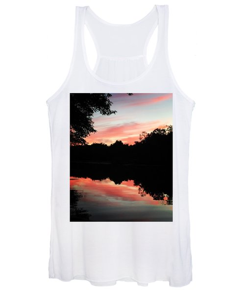 Awesome Sunset Women's Tank Top