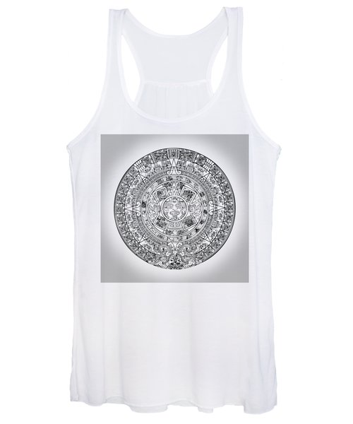 Aztec Sun Women's Tank Top
