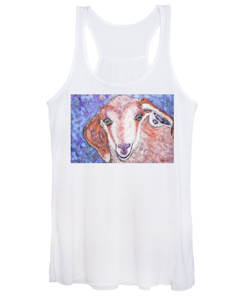Baby Goat Women's Tank Top